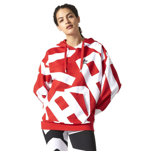 22 x adidas Originals Oversize Womens Hoodies CY7480 rrp£60 Was £16.79 Now £14.29