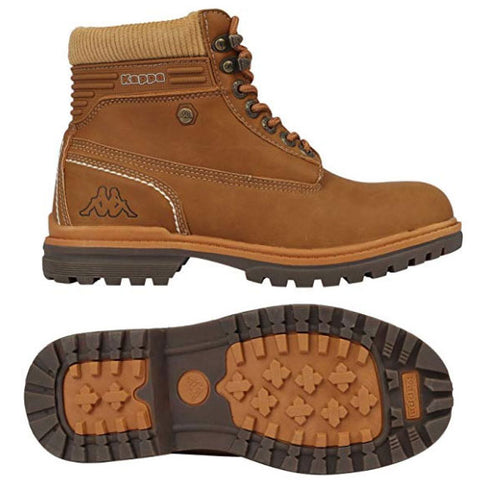 20 x Kappa Dakota Light Mens 907 Tan Yellow Boots rrp£66 - Incredibly Only £12.99