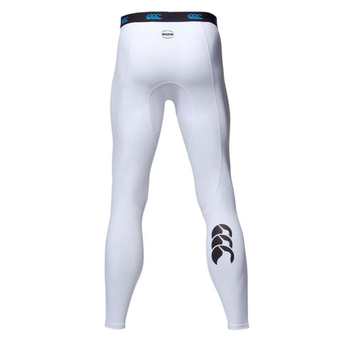 10 x Canterbury White Baselayer Cold Leggings (C07225) rrp£25, Now Just £4.79!!!