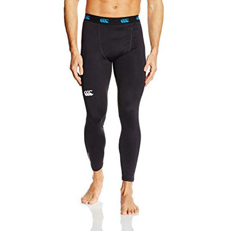 13 x Canterbury Men's Black Baselayer Cold Leggings (C07451) rrp£30, Only £4.79!!