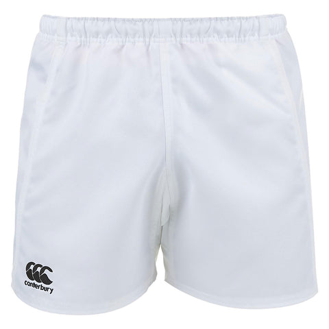 10 x Canterbury Men's White Advantage Rugby Shorts (C07253) rrp£35, Now £5.49!!