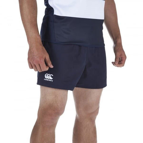 10 x Canterbury Men's Navy Professional Rugby Shorts (C07249) rrp£25, Now Only £5.49!