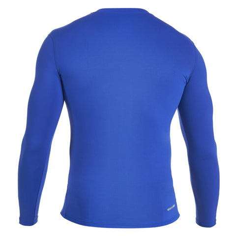 30 x Canterbury Junior Baselayer Long Sleeved Rugby, Fitness, Football Tops Blue rrp£35 Only £6.99!!