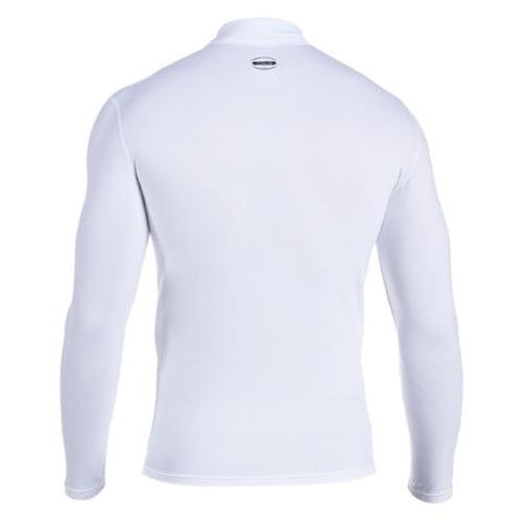 20 x Canterbury Mens Baselayer Long Sleeve Turtle Neck Tops Rugby, Fitness, Football, Cycling White rrp£35 Only £8.39!!