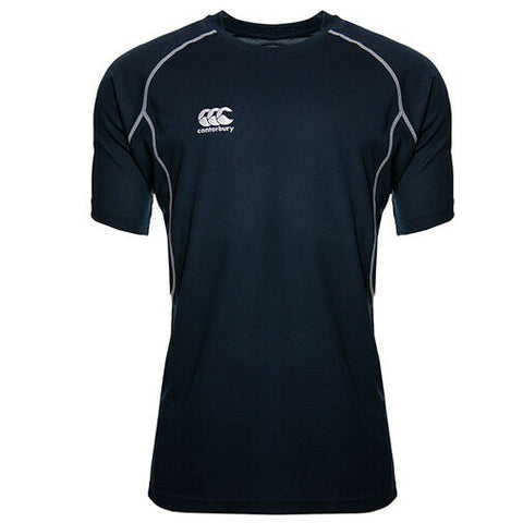 15 x Canterbury Rugby Mens Classic Dry S/S T-Shirts (E545480 769) rrp£16, Now Just £4.39!!