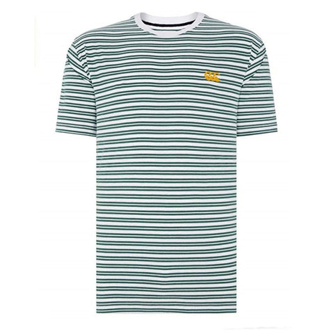 15 x Canterbury Rugby Mens Yarn Dye Stripe T-Shirts (E546692 001) rrp£28, Now Just £7.49!!