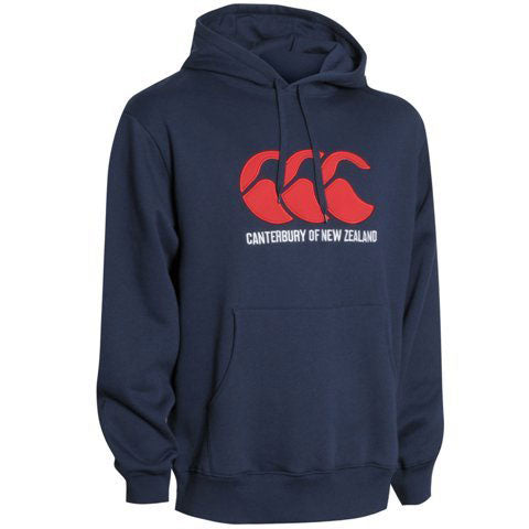 11 x Canterbury Men's Classic Navy/Red Hoody (C07241) rrp £45, Only £7.19!!!