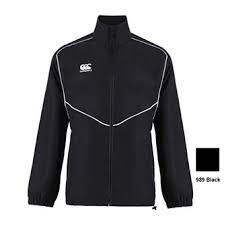 11 x Canterbury Men's Black Club Track Jacket (C07388) rrp£40, Now Only £7.19!!