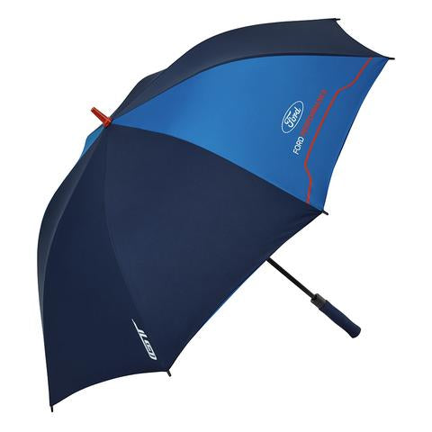 10 x FORD PERFORMANCE RALLY TWO TONE GOLF UMBRELLAS rrp£45 Only £12.49 EACH !!