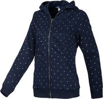 AMAZING OFFER - LAST 53 x adidas Ladies Polka Dot Zipped Hoodies rrp£50 - Only £3.99 !!