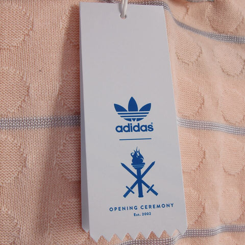 6 x  adidas Originals & Opening Ceremony Taekwondo Print Sweater Jumper (Shell) rrp£160 Now Only £39.99