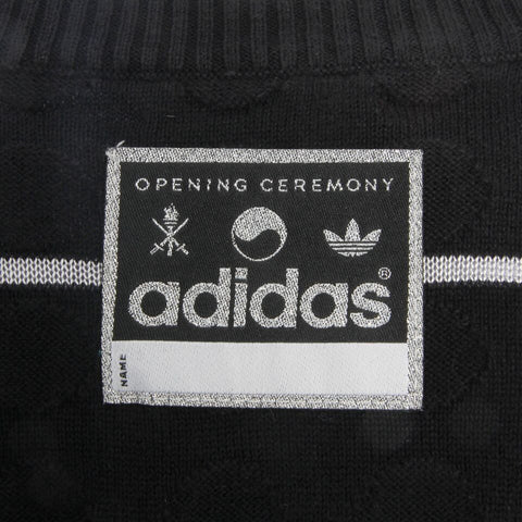 Last 6 x adidas Originals Opening Ceremony Taekwondo Print Sweater rrp£160 Now Only £39.99
