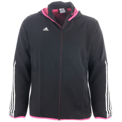 10 x adidas F50 Mens Woven Hooded Football Climalite Jackets - F85319 - rrp£60 - Only £17.69!!!