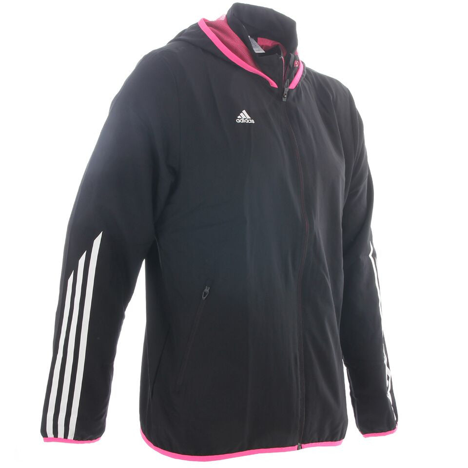 F50 X Football Jackets Hooded 10 Adidas Climalite Mens Woven qUdwHEf1x