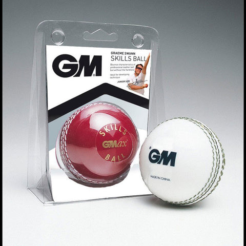 68 x Gunn and Moore Adult Skills Cricket Balls rrp£12 - Only £1.49 each!!