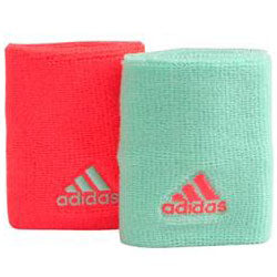 40 x adidas Performance Unisex Tennis Wristbands (B43357) rrp£30 - Incredibly Only £2.99