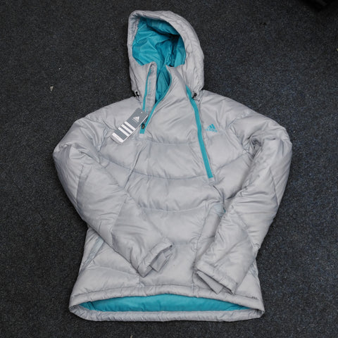 Last 11 x adidas Women's Outdoor ClimaProof Down Jacket rrp £220. Only £32.29!!