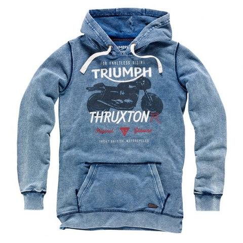 34 x Triumph Mens Kentville Designer Hooded Tops rrp£90 - Incredibly Only £4.99 each!! (138 units available)