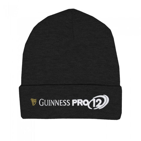 40 x Mens Rhino Rugby Guiness Pro 12 Beanie Hat (MW01499) rrp£15 Only £2.49!!