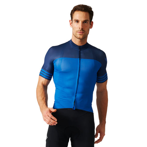 Last 14 x adidas CD Zero 3 Adults Professional Cycling Tops rrp£130 (BP7099) - Only £29.99