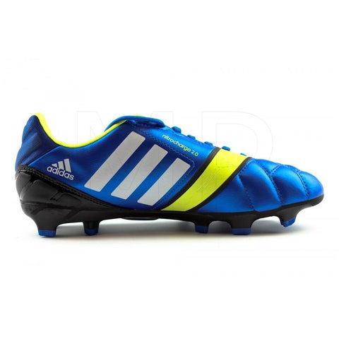 13 x adidas Performance Mens NitroCharge 2.0 TRX Firm Ground Football Boots rrp£80 Only £17.99