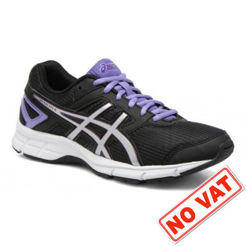 Asics Junior Gel Galaxy 8 GS Trainer Black / Purple (Pack of 23 Pairs) rrp£50 Now Only £14.99