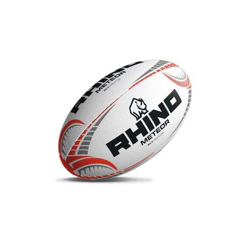 10 x Rhino Meteor Match Rugby Ball (RRB1025) rrp£35, Now Only £14.99!
