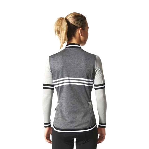 Last 17 x adidas Anthem Cultural Hybrid Womens Cycling Jerseys (S05600) rrp£95 - Incredibly Only £14.99