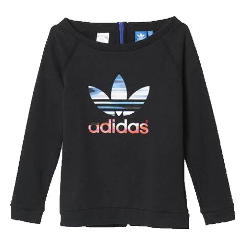 Last 22 x adidas Originals Hoodie J Concrete Jungle Junior Crew S14486 B-Grade rrp£66 Only £10.99!!