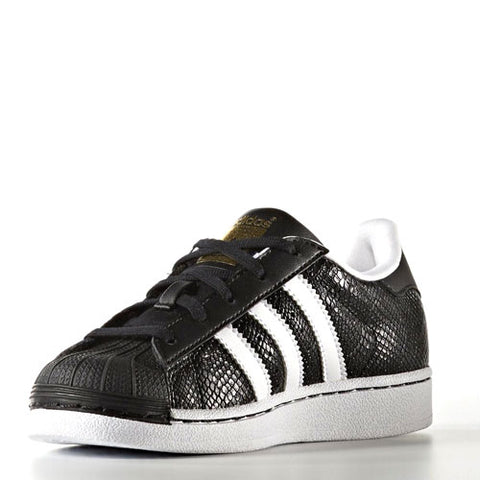 7 x adidas Originals Superstar Reptile Childrens Trainers (S76998) rrp£90 - Only £21.49