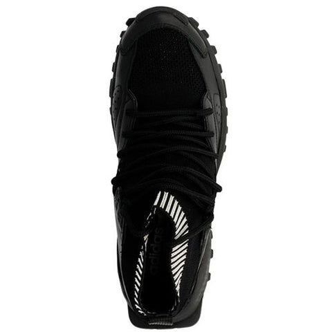 Last 11 x adidas Primeknit Seeulater Mens Trainers Black S80039 rrp£120 Only £45.99