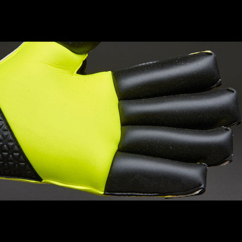Last 11 x adidas Zones Finger Tip Mens Goalkeeper Gloves - (S90141) rrp£65 Only £18.49!!
