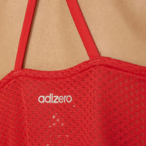 Last 12 x adidas adizero Womens Fitness Singlets S93586 rrp£40 Only £11.59!! - Selling for £30 on eBay