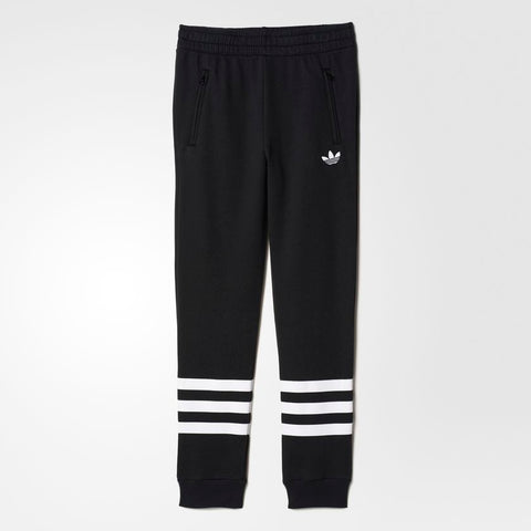 Last 11 x adidas Originals Junior Fleece Track Pants S96068 rrp£40 Only £10.99