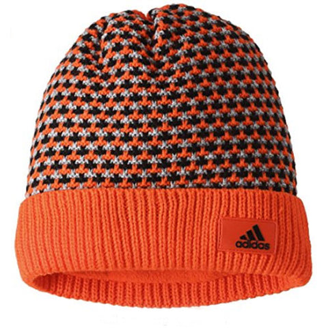53 x adidas Performance Climaheat Striped Knit Woolie / Beanie rrp£25 Only £4.99