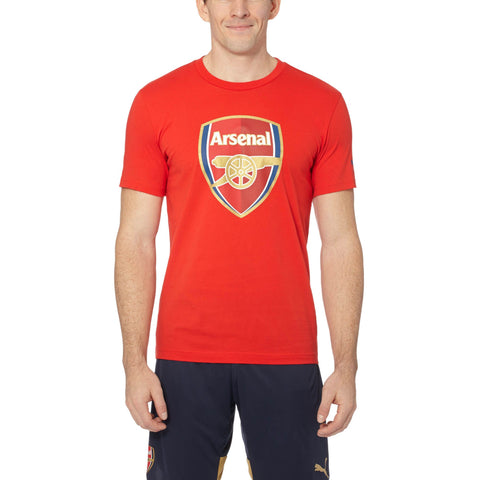 Last 41 x Puma Arsenal Football Club Fan Mens T-Shirts rrp£50 Only £6.84