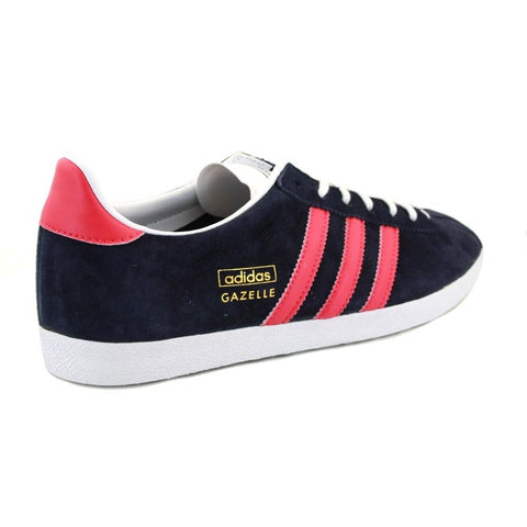 Last 8 x adidas Originals Womens OG Gazelle Trainers Q20699 rrp£90 Only £28.99 each!!