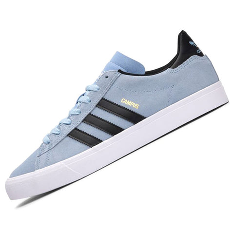 Last 11 x adidas Campus Vulc II ADV Mens Skateboarding Trainers BB8525 rrp£90 Only £23.49