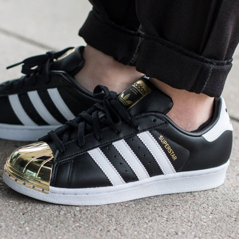 12 x adidas Originals Trefoil Womens Superstar 80s Metal Toe Trainers BB5115 rrp£110 Only £37.49
