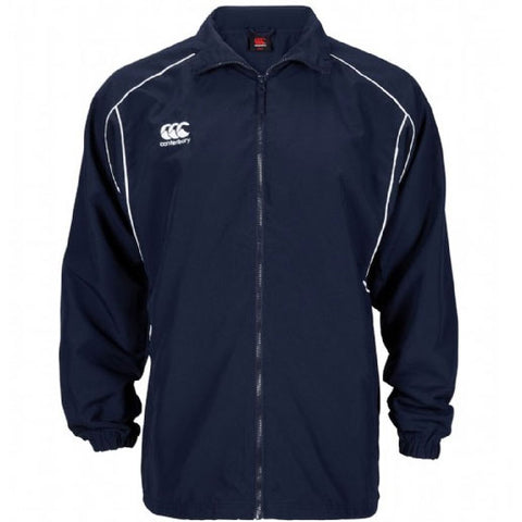 20 x Canterbury Junior Classic Navy Track Jackets (E782993 769) rrp£55 - Only £7.19