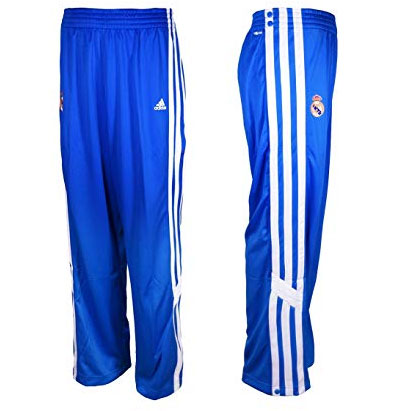 26 x adidas Real Madrid Football Trousers (D80314) rrp£50 - Only £8.99