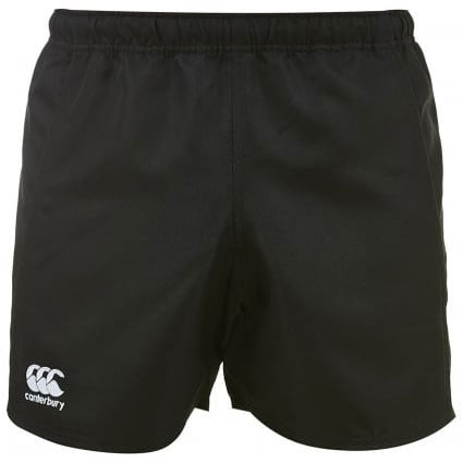 20 x Canterbury Mens Black Advantage Rugby Shorts (E52271 989) rrp£35, Now £5.39!!