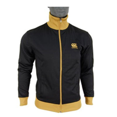 12 x Canterbury Black Retro Track Jacket (C07390) rrp£50, Now Only £7.19! AMAZING!