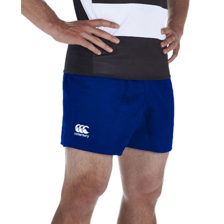 21 x Canterbury Mens Royal Blue Advantage Rugby Shorts (E52271 760) rrp£35, Now £5.39!!