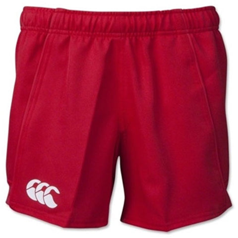 20 x Canterbury Mens Flag Red Rugby Base Shorts (E522027 468) rrp£28 - Now Only £5.39