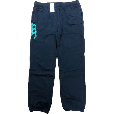 Last 18 x Canterbury Mens Core Cuffed Sweatpants (E511817 989) rrp£28 - Incredibly Only £7.19
