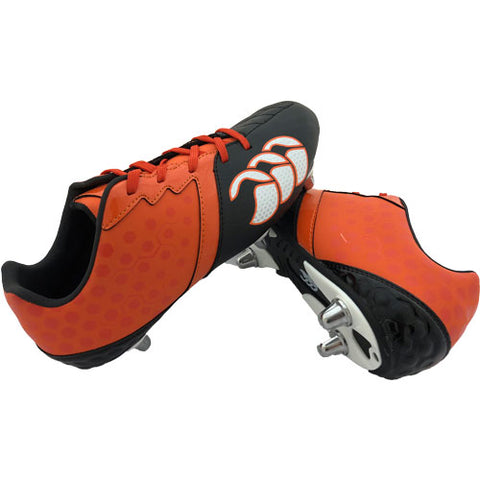 Last 7 x Canterbury Phoenix Club 6 Stud Junior Rugby Boots rrp£40 Only £9.19
