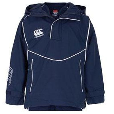 10 x Canterbury Club 1/4 Zip Showerproof Kids Jacket (C07421) rrp£60, NO VAT, Only £7.19!!!