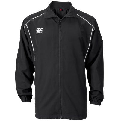 20 x Canterbury Junior Classic Black Track Jackets (E782993 989) rrp£55 - Only £7.19