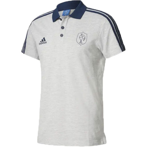 19 x adidas France Essentials Mens Rugby T-Shirts (B43154) rrp£40  - Only £11.99